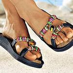 Как выбрать пляжную обувь?
