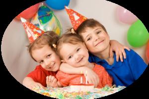 Организация детских праздников стала ещё доступнее