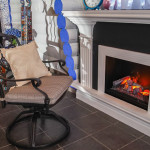 Что подобрать к камину электрическому с эффектом пламени