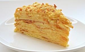 Как приготовить изумительный торт Наполеон
