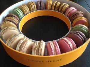 Макаронс – легкие французские пирожные