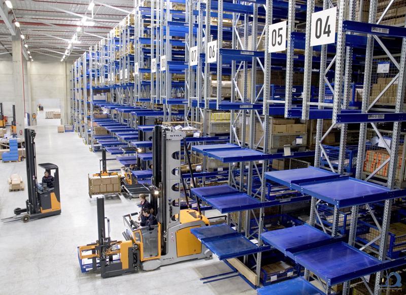 Выбираем качественное складское оборудование