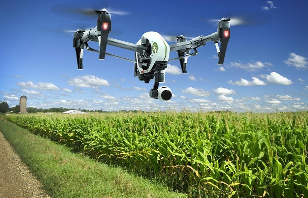 Использование новых технологий в сельском хозяйстве