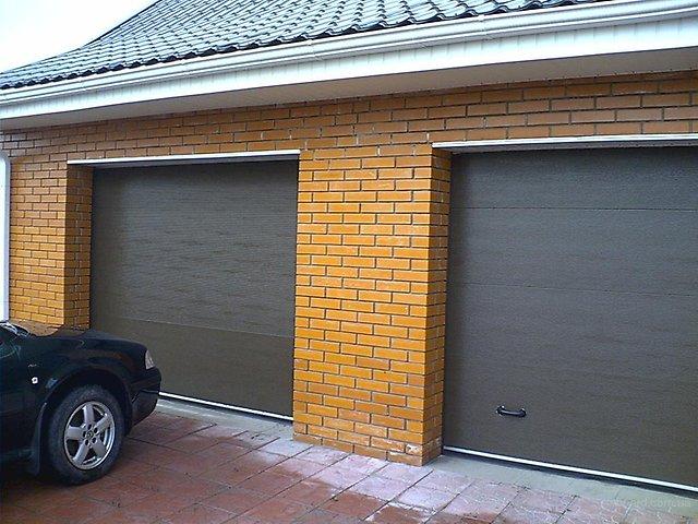 Наиболее актуальны заметки об автоматических воротах для гаража