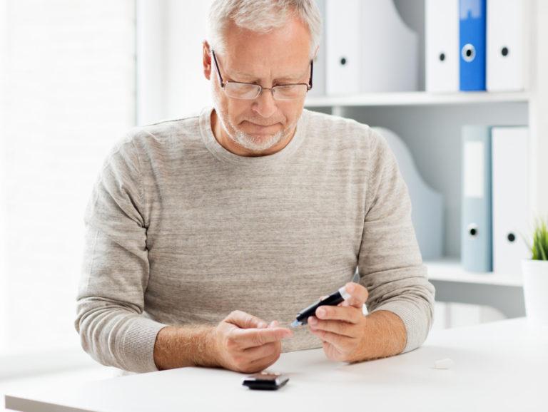 Все о диабете у пожилых людей