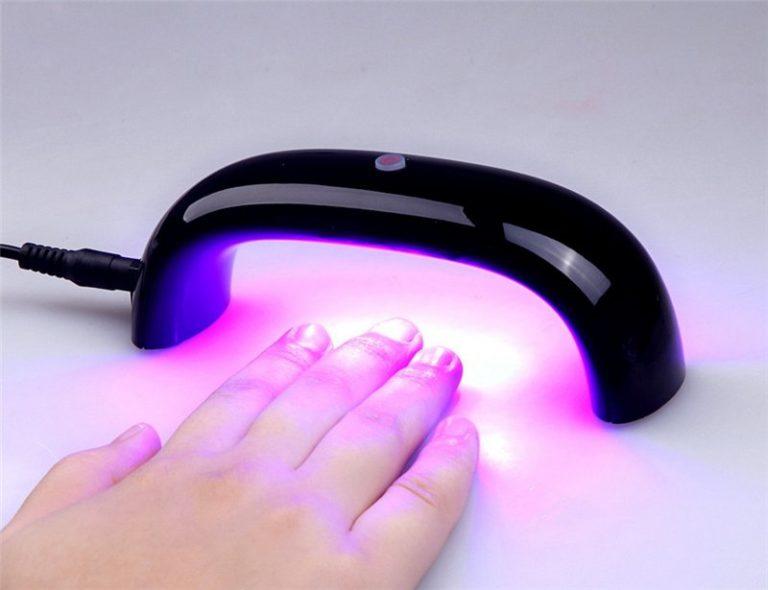 Как сделать led лампу для сушки ногтей самому8