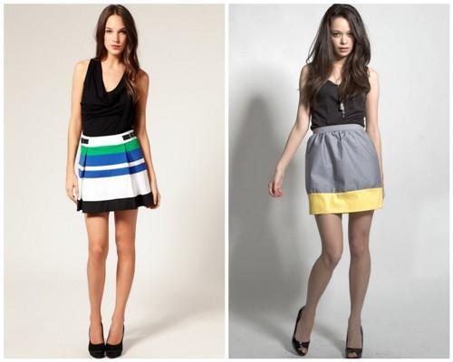 А какой вариант нравится вам: ультрамодные юбки этого сезона