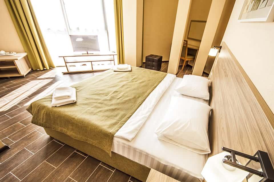 «Пеликан» - самый уютный отель в Краснодаре